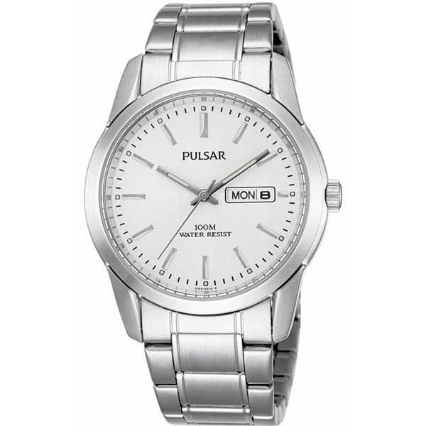 Pulsar PJ6019X1 herenhorloge - Officiële Pulsar dealer - PJ6019X1