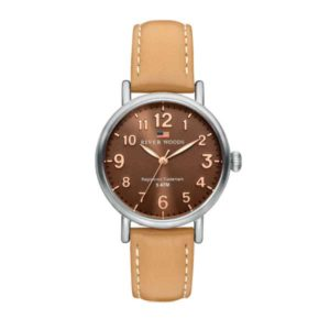 Horloge River Woods Vermillion RW340003 Naturel Rose Gold