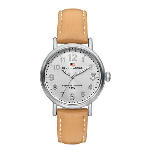 River Woods RW340007 Vermillion horloge - Webwinkel