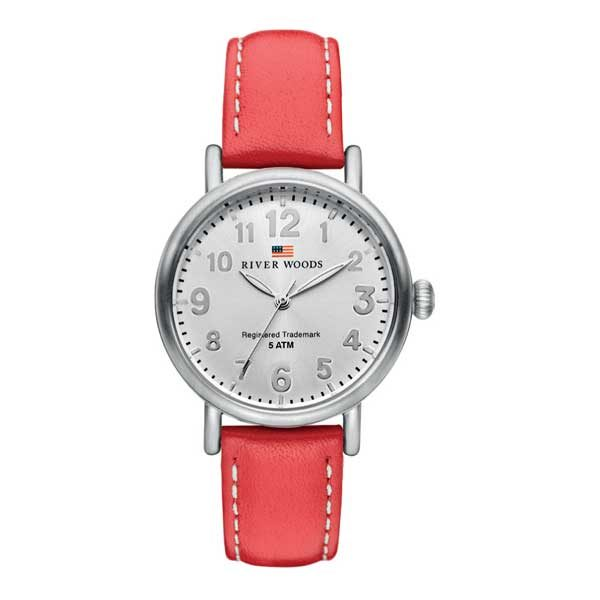 River Woods RW340008 Vermillion horloge - Webwinkel