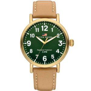 Green River Woods Sacramento RW420021 horloge - Officiële dealer