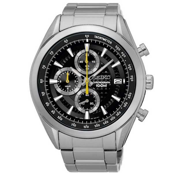 Seiko SSB175P1 chronograaf horloge - Officiële Seiko dealer - Topdealer