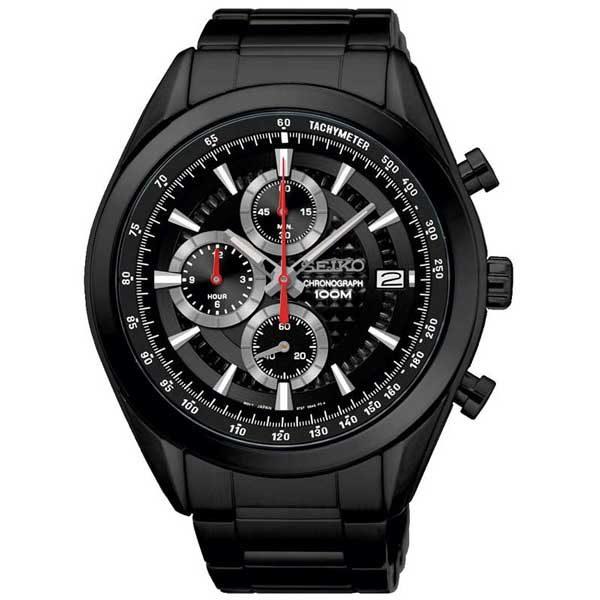 Seiko SSB179P1 chronograaf horloge - Officiële Seiko dealer - TopdealerSeiko SSB179P1 chronograaf horloge - Officiële Seiko dealer - Topdealer