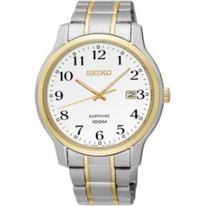 Seiko SGEH68P1 bicolour horloge - Officiële Seiko dealer - Topdealer