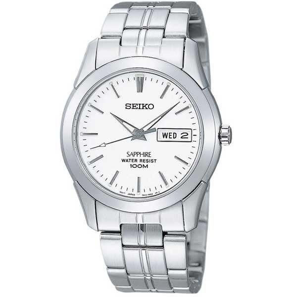 Seiko SGG713P1 horloge - Officiële Seiko dealer - Topdealer