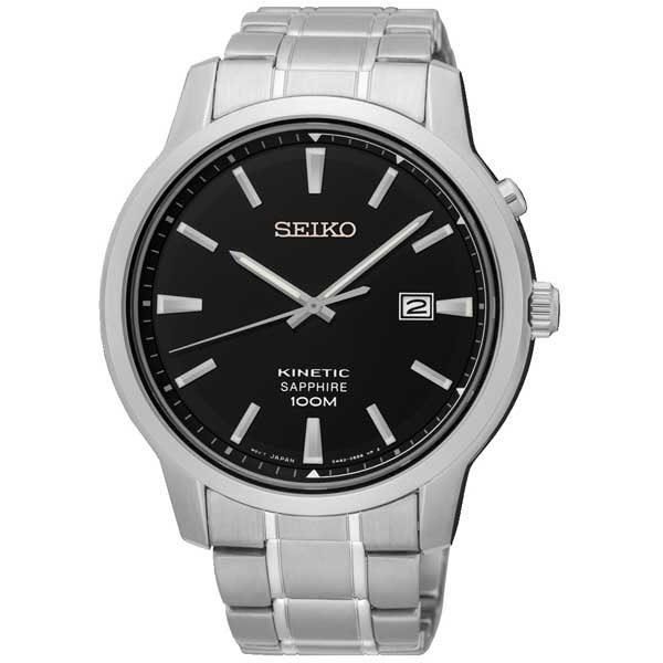 Seiko SKA741P1 Kinetic horloge - Officiële Seiko dealer - Topdealer