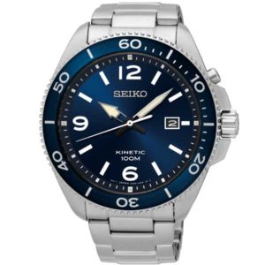 Seiko SKA745P1 Kinetic horloge - Officiële Seiko dealer - Topdealer