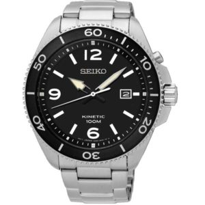 Seiko SKA747P1 Kinetic horloge - Officiële Seiko dealer - Topdealer