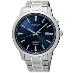 Seiko SKA751P1 Kinetic horloge - Officiële Seiko dealer - Topdealer