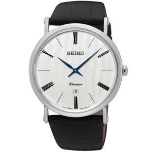 Seiko SKP395P1 Premier horloge - Officiële Seiko dealer - Topdealer