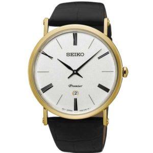 Seiko SKP396P1 Premier horloge - Officiële Seiko dealer - Topdealer