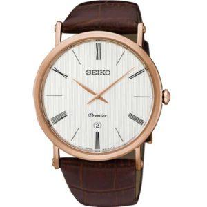 Seiko SKP398P1 Premier horloge - Officiële Seiko dealer - Topdealer