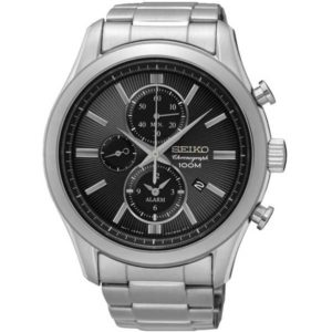 Seiko SNAF67P1 chronograaf horloge - Officiële Seiko dealer - Topdealer