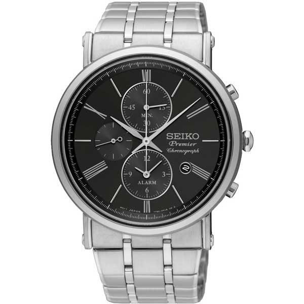 Seiko SNAF75P1 Premier horloge - Officiële Seiko dealer - SNAF75P1