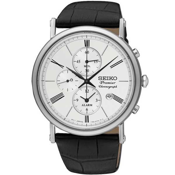 Seiko SNAF77P1 Premier horloge - Officiële Seiko dealer - SNAF77P1