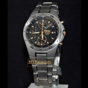 Seiko SND451P1 chrono horloge