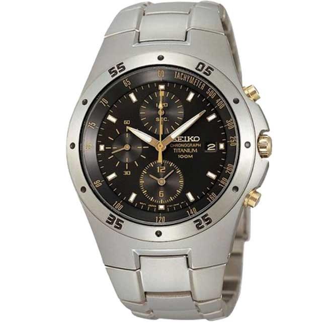 Seiko SND451P1 chrono horloge - Officiële Seiko dealer - Topdealer