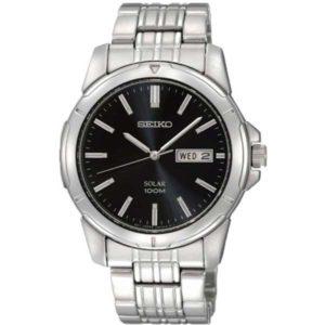 Seiko SNE093P1 solar horloge - Officiële Seiko dealer - Topdealer