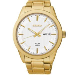 Seiko SNE366P1 horloge - Seiko dealer - SNE366P1 - Myrwatches