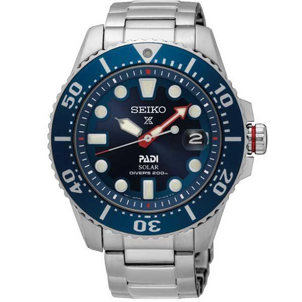 Seiko SNE435P1 Prospex PADI horloge - Officiële Seiko dealer - PADI