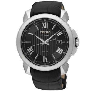 Seiko SNE455P2 Premier horloge - Officiële Seiko dealer - SNE455P2