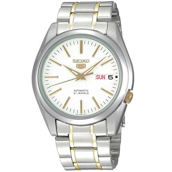 Seiko SNKL47K1 automaat horloge - Officiële Seiko dealer - Topdealer