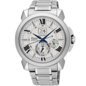 Seiko SNP139P1 Kinetic horloge - Officiële Seiko dealer - SNP139P1