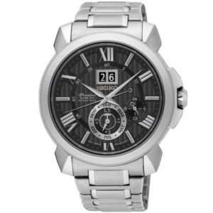 Seiko SNP141P1 Kinetic horloge - Officiële Seiko dealer - SNP141P1