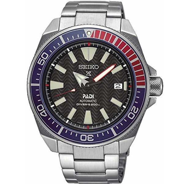 Seiko SRPB99K1 PADI Diver Automaat horloge - Officiële Seiko dealer