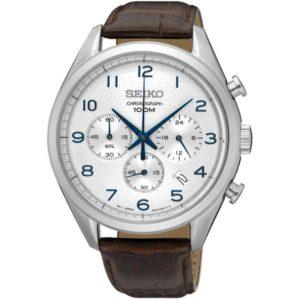 Seiko SSB229P1 chronograaf horloge - Officiële Seiko dealer - Topdealer