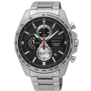 Seiko SSB255P1 chronograaf horloge - Officiële Seiko dealer - Topdealer