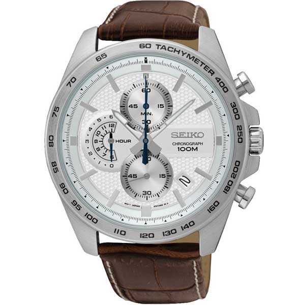 Seiko SSB263P1 chronograaf horloge - Officiële Seiko dealer - Topdealer