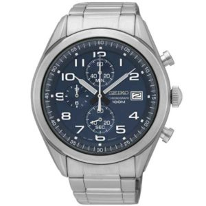 Seiko SSB267P1 chronograaf horloge - Officiële Seiko dealer - Topdealer