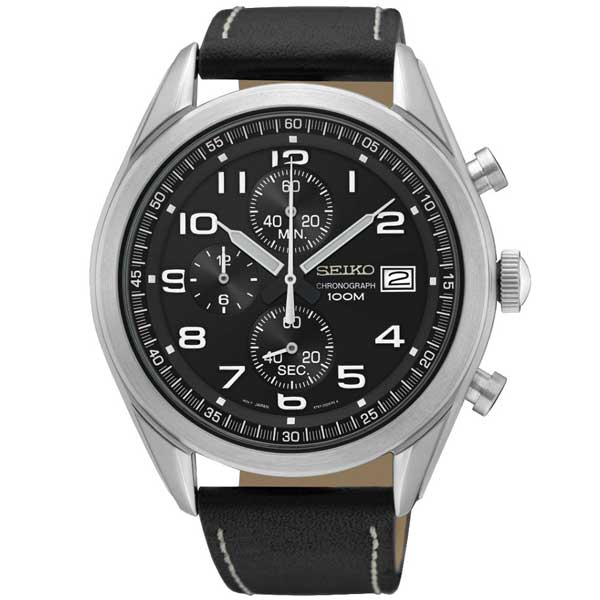 Seiko SSB271P1 chronograaf horloge - Officiële Seiko dealer - Topdealer