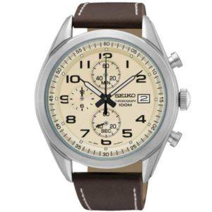 Seiko SSB273P1 chronograaf horloge - Officiële Seiko dealer - Topdealer