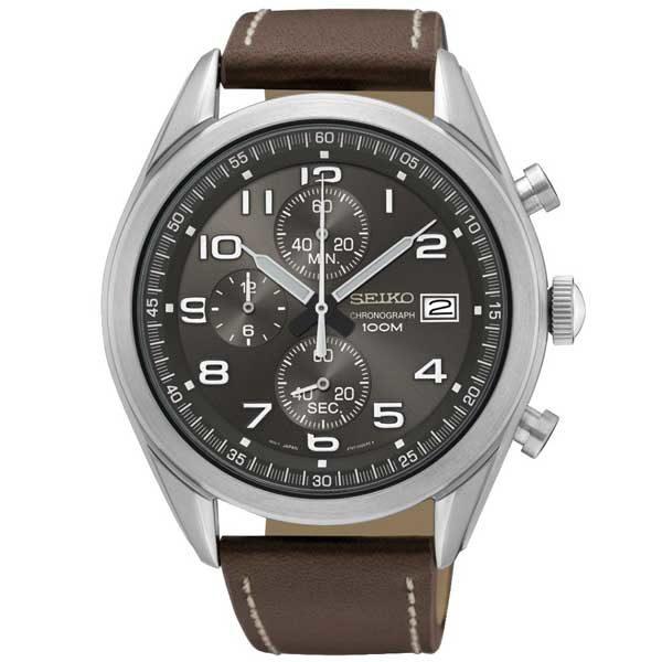 Seiko SSB275P1 chronograaf horloge - Officiële Seiko dealer - Topdealer