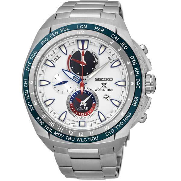 Seiko SSC485P1 solar horloge - Officiële Seiko dealer - Solar Seiko