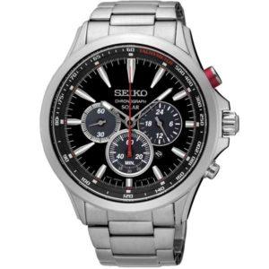 Seiko SSC493P1 solar horloge - Officiële Seiko dealer - Topdealer