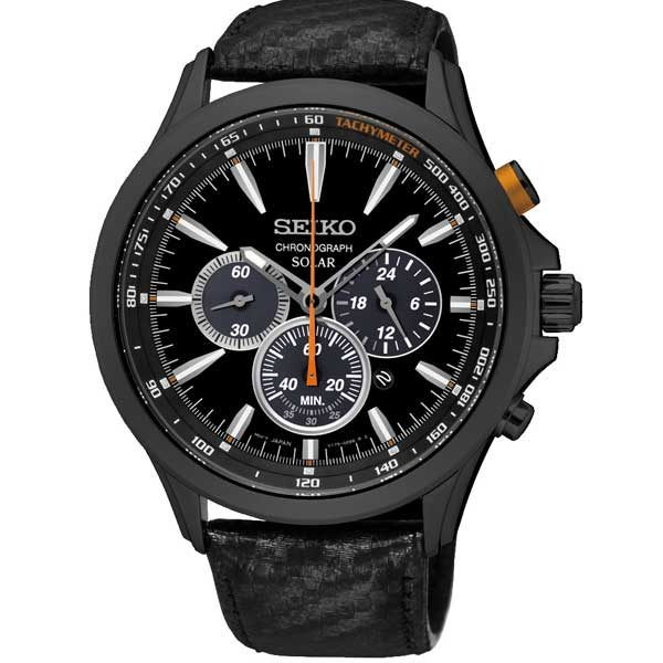 Seiko SSC499P1 solar horloge - Officiële Seiko dealer - Topdealer