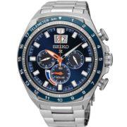 Seiko SSC601P1 solar horloge - Officiële Seiko dealer - Solar Seiko