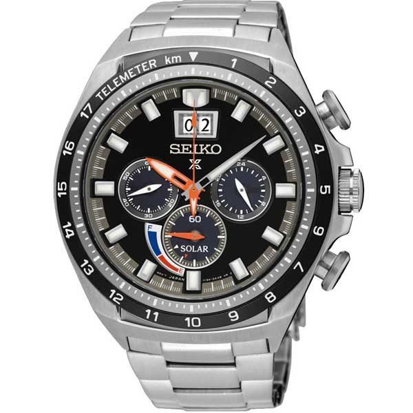 Seiko SSC603P1 solar horloge - Officiële Seiko dealer - Solar Seiko