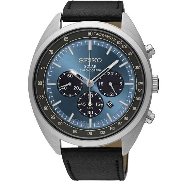 Seiko SSC625P1 solar horloge - Officiële Seiko dealer - Topdealer