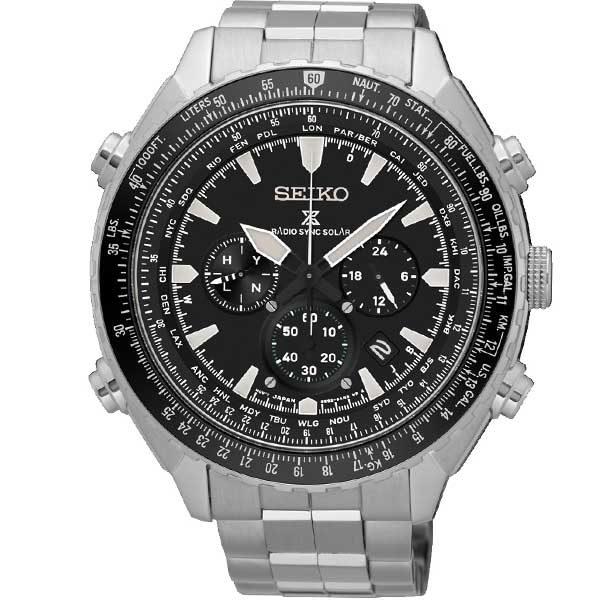 Seiko SSG001P1 solar horloge - Officiële Seiko dealer - Solar Seiko