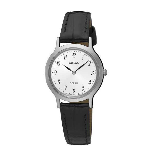 SUP369P1 Seiko Solar horloge - Officiële Seiko dealer - Seiko horloges