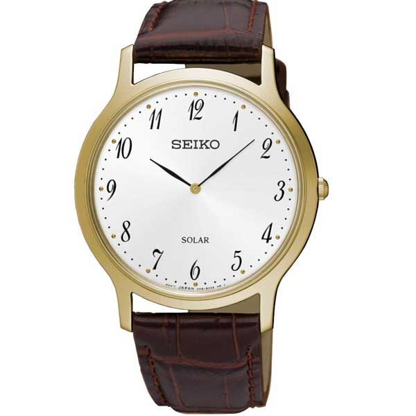 SUP860P1 Seiko Solar horloge - Officiële Seiko dealer - Seiko horloges