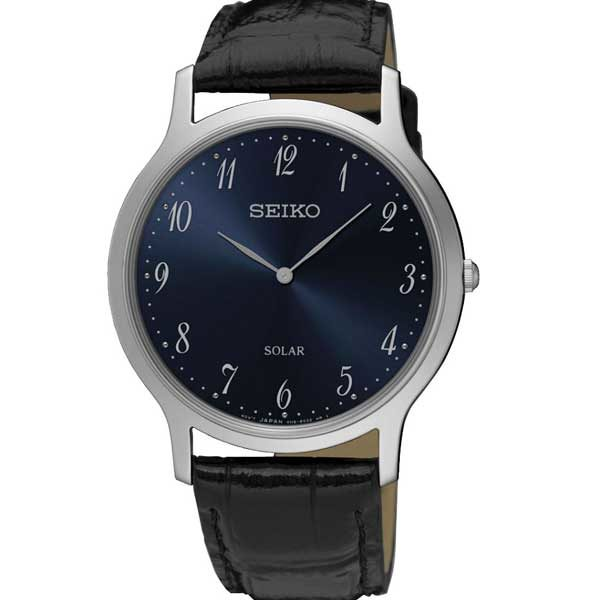 SUP861P1 Seiko Solar horloge - Officiële Seiko dealer - Seiko horloges