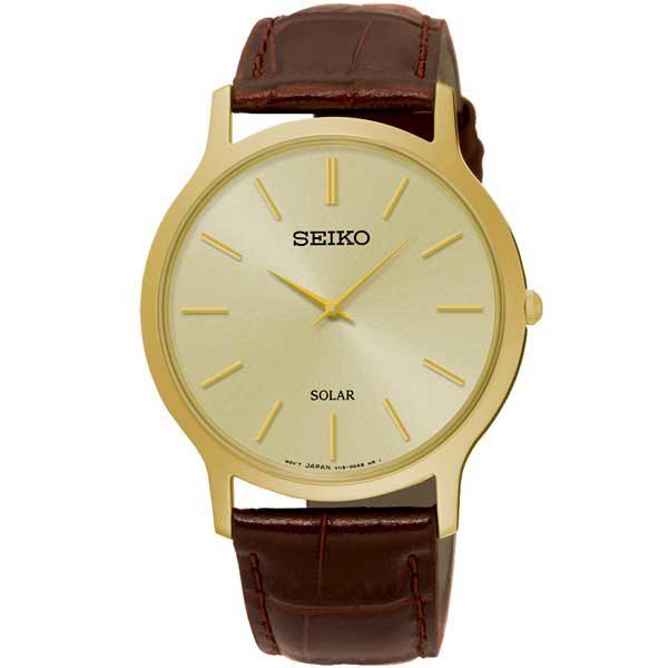 SUP870P1 Seiko Solar horloge - Officiële Seiko dealer - Seiko horloges