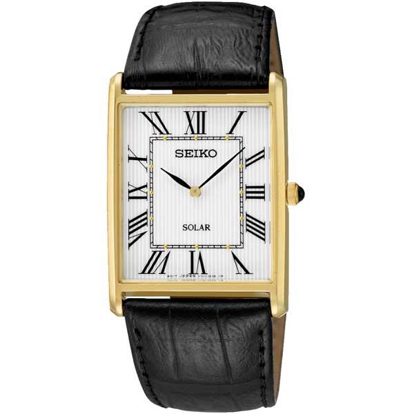 SUP880P1 Seiko Solar horloge - Officiële Seiko dealer - Seiko horloges