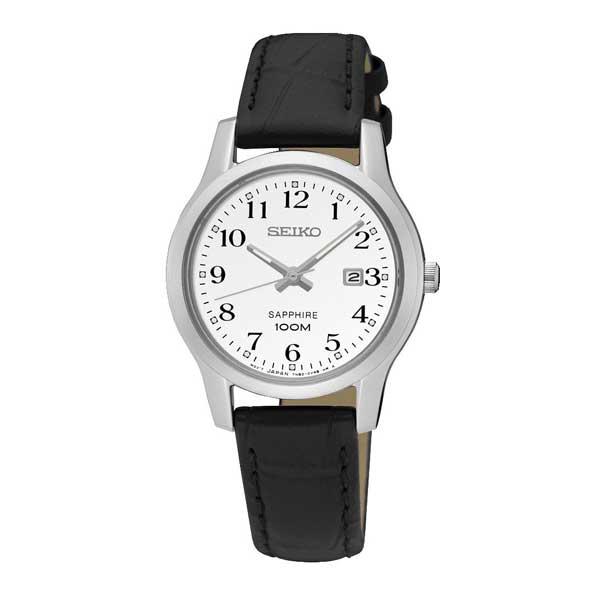 SXDG91P1 Seiko dames horloge - Officiële Seiko dealer - Seiko horloges
