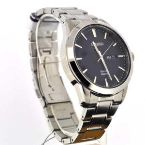 Seiko SNE361P1 solar horloge - Officiële Seiko dealer